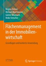 "Buchcover ""Flächenmanagement"""