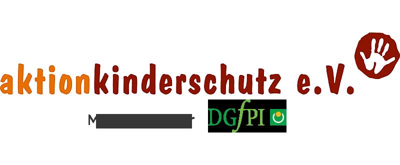 Logo von aktionkinderschutz e. V.
